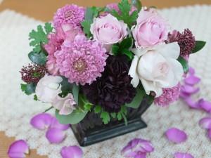 2012.5.13 母の日に贈るアレンジメント