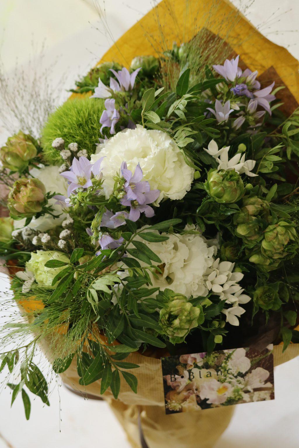 花束 ブーケスタイル (ナチュラル)